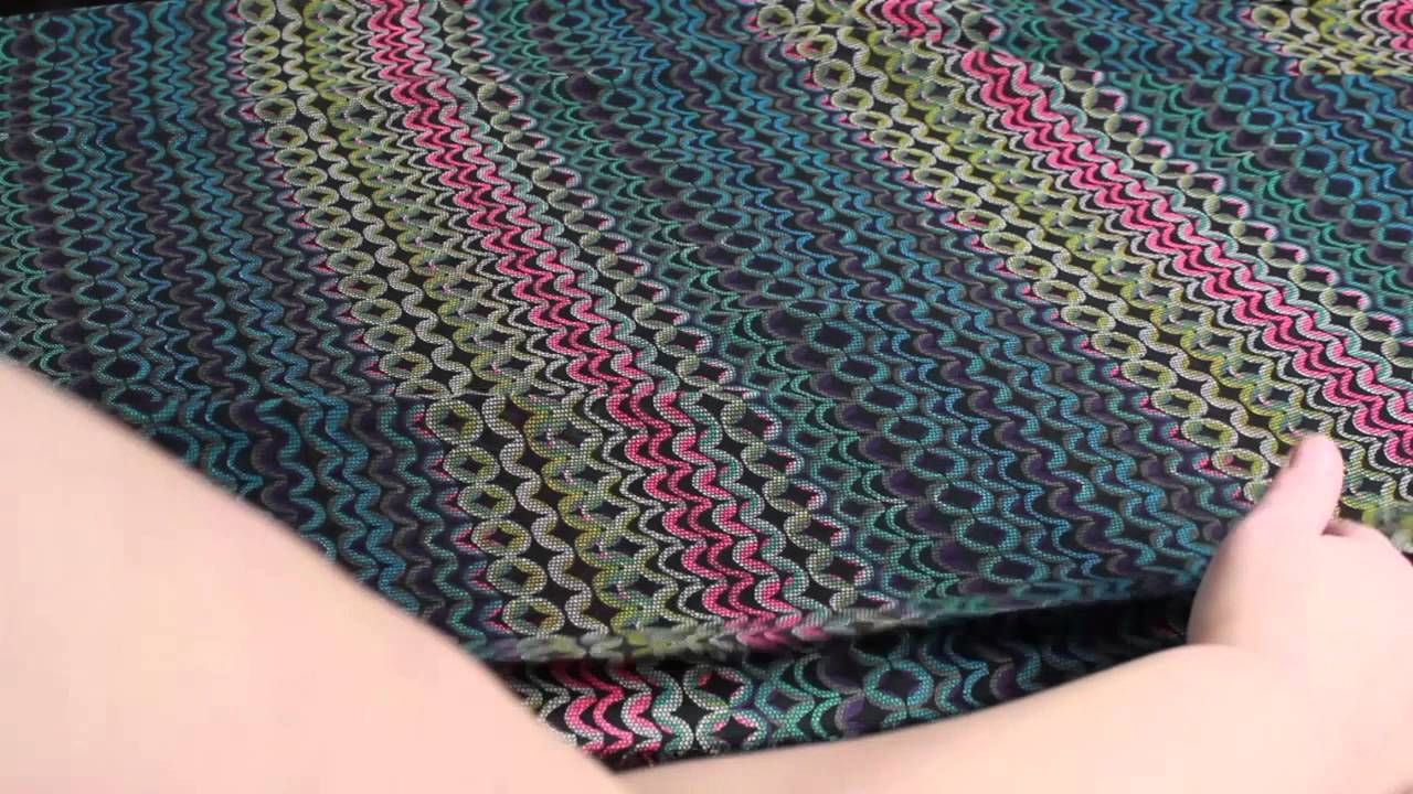 How To Make Sew Finish Silk Scarves Sewing Projects You