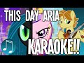 This Day Aria - Karaoke version by MandoPony