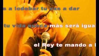 Karaoke cristiano El rey te mandó a llamar