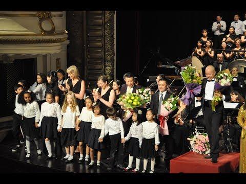 Carmina Burana in Hanoi on 8th June 2017