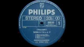 Beethoven: 5th Symphony (Szell / Concertgebouw Orchestra - 1967 Vinyl LP)
