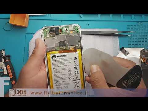 Huawei P10 Lite sostituzione batteria - Battery Replacement