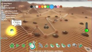 Kodu Mars 5 Age 4+ Adding a Path
