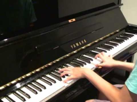 Leonard Cohen - Hallelujah (piano cover)