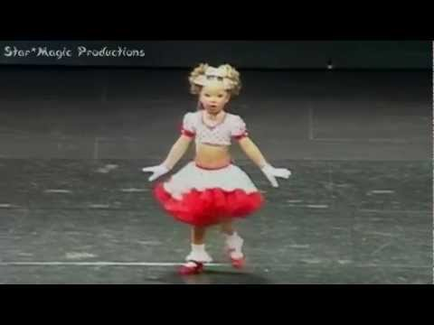 On The Good Ship Lollipop/ Sophia Lucia (4 years old)