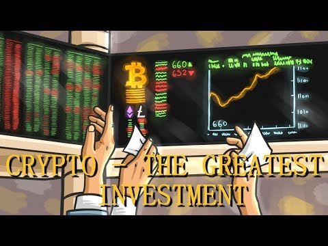 CRYPTO - The Greatest INVESTMENT Opportunity | CNBC Financial News