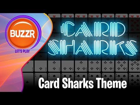 Card Sharks - 10 Minutes of the Card Sharks Main Theme | BUZZR