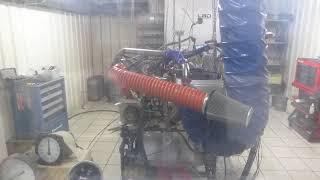 Banc d'essai moteur DS3