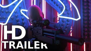 HITMAN 2 REVEAL TRAILER OFFICIAL HD PS4