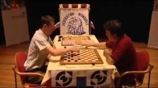 WK Dammen 2009: Alexander Schwarzman - Alexander Georgiev
