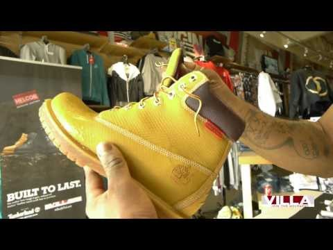 Detroit Tries To Destroy Timberland's New Super Tough Boot