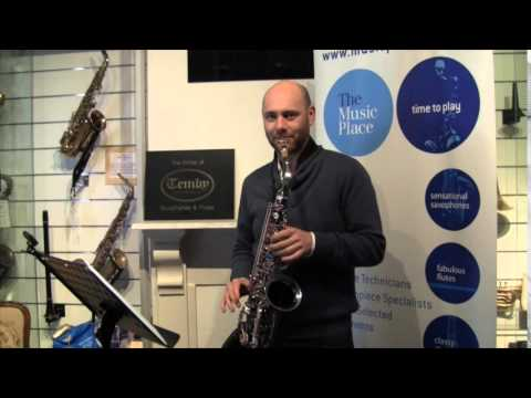 Jody Jazz Alto - different models, different sounds
