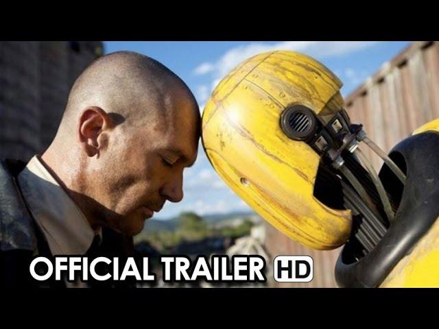 AUTOMATA Official Trailer (2014)