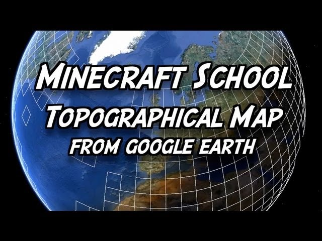 Minecraft school making topographical maps with real world data minecraft school making topographical maps with real world data gameschool101 gumiabroncs Choice Image