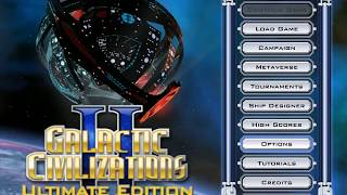 Galactic Civilizations II Ultimate Edition Gameplay