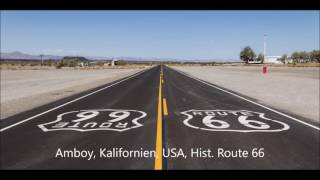 Route 66 (Nat King Cole) Vocal Cover