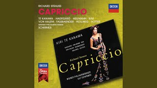 """R. Strauss: Capriccio, Op.85 - 11. Szene - """"Das war ein schöner Lärm"""""""
