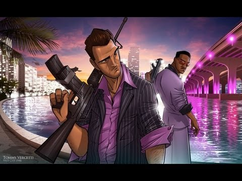 Игра ГТА Vice City онлайн Игра GTA Vice City
