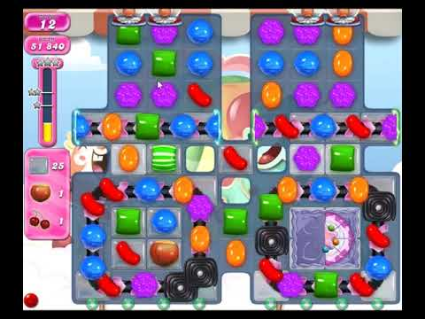 Candy Crush Saga Level 2769 - NO BOOSTERS