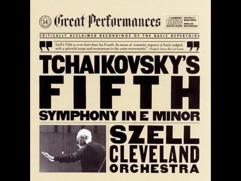 Tchaikovsky Symphony No. 5 - Szell, Cleveland Orchestra