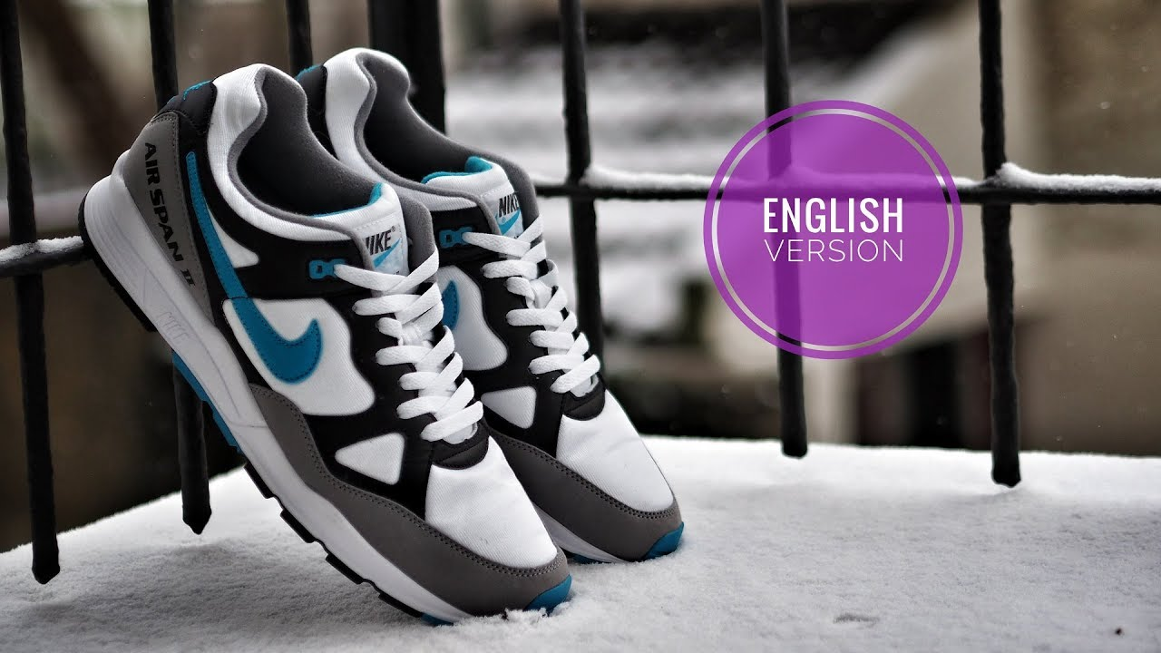 460ad1067a11 So Nike is able to do a retro right  Nike Air Span II English Review ...