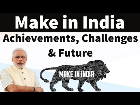 Make in india campaign failure