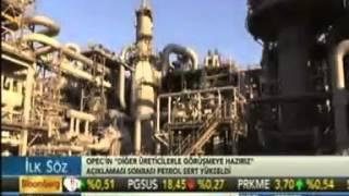 """Opec'in """"Diğer Üreticilerle Görüşmeye Hazırız"""" Açıklaması Sonrası Petrol Sert Yükseldi"""
