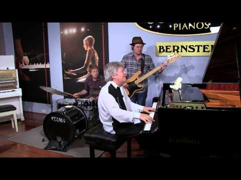 Soulful Strut performed by the Peter Sullivan Band