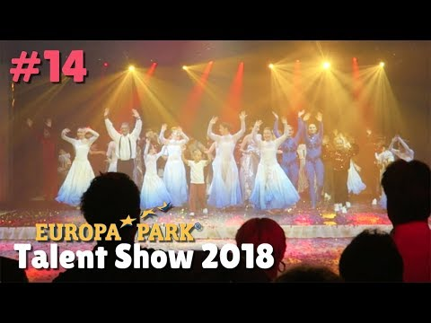 """Spectacular kids show """"The Secret"""" by the Europa-Park Talent Academy 