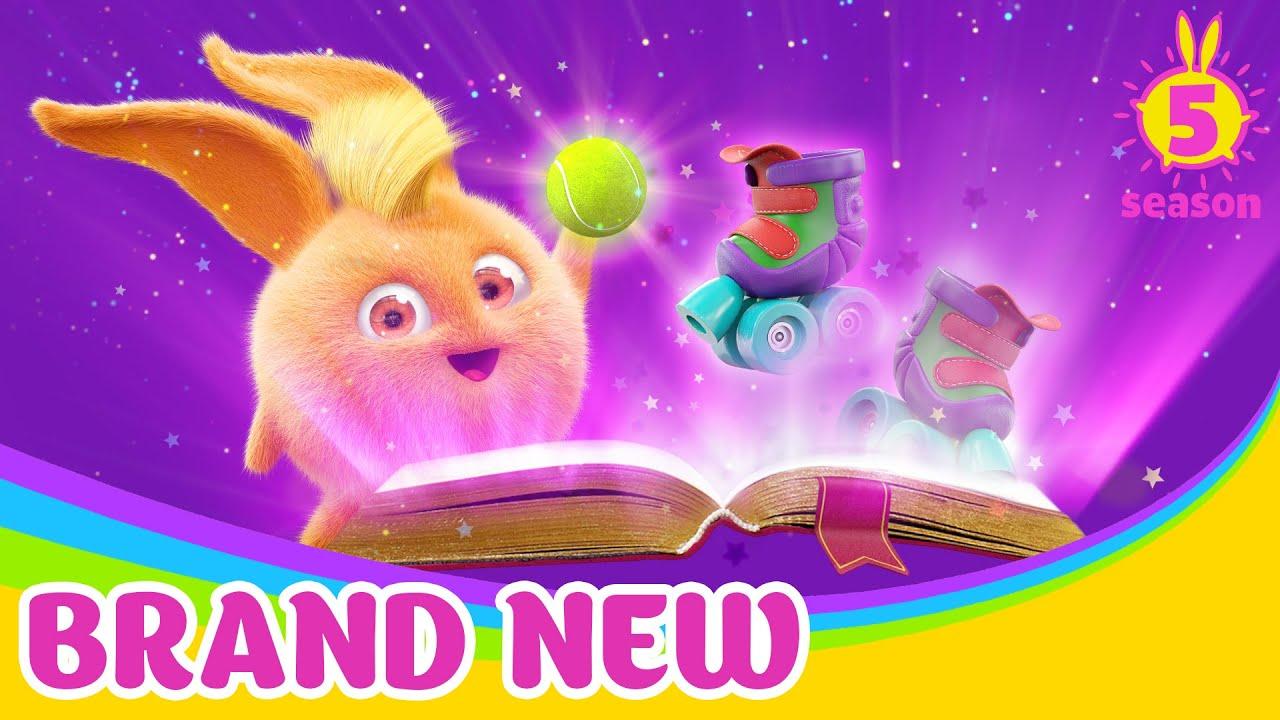 SUNNY BUNNIES - Books of Dreams | BRAND NEW EPISODE | Season 5 | Cartoons for Children