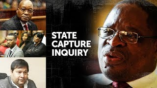 WATCH LIVE: Journalists to testify at #StateCaptureInquiry