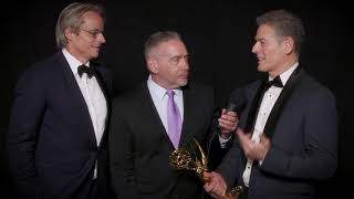 Kevin Spirtas & Mitchell Anderson Interview - After Forever - 46th Daytime Creative Arts Emmys