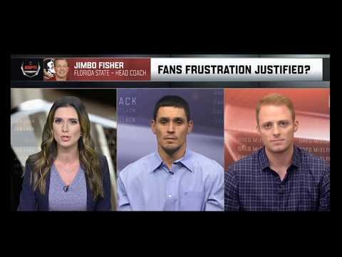 Pollack & McElroy Discuss Jimbo Fisher