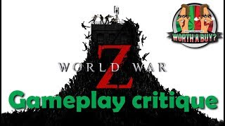 World War Z Live Gameplay Critique - Worthabuy?
