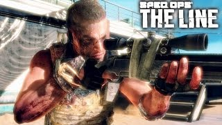 Spec Ops The Line Gameplay: Sniper Shooter