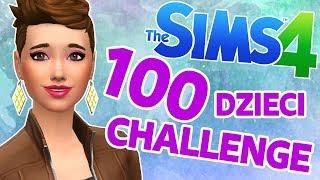THE SIMS 4 CHALLENGE 100 DZIECI #9 Urodziny Bernarda  | MissKremowka