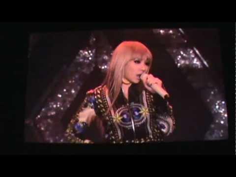 2NE1 - FIRE / 'NOLZA CONCERT' - 'SCREENED IN MÉXICO' 2012