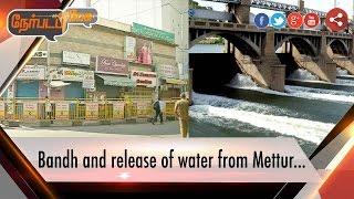 Nerpada Pesu 16-09-2016 Bandh and release of water from Mettur – Puthiya Thalaimurai tv Show
