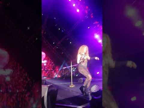 Shakira- Me Enamoré Live in Lebanon, Cedars- El Dorado World Tour