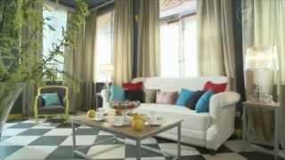 Диван-кровать Чикаго из проекта Ироничная классика
