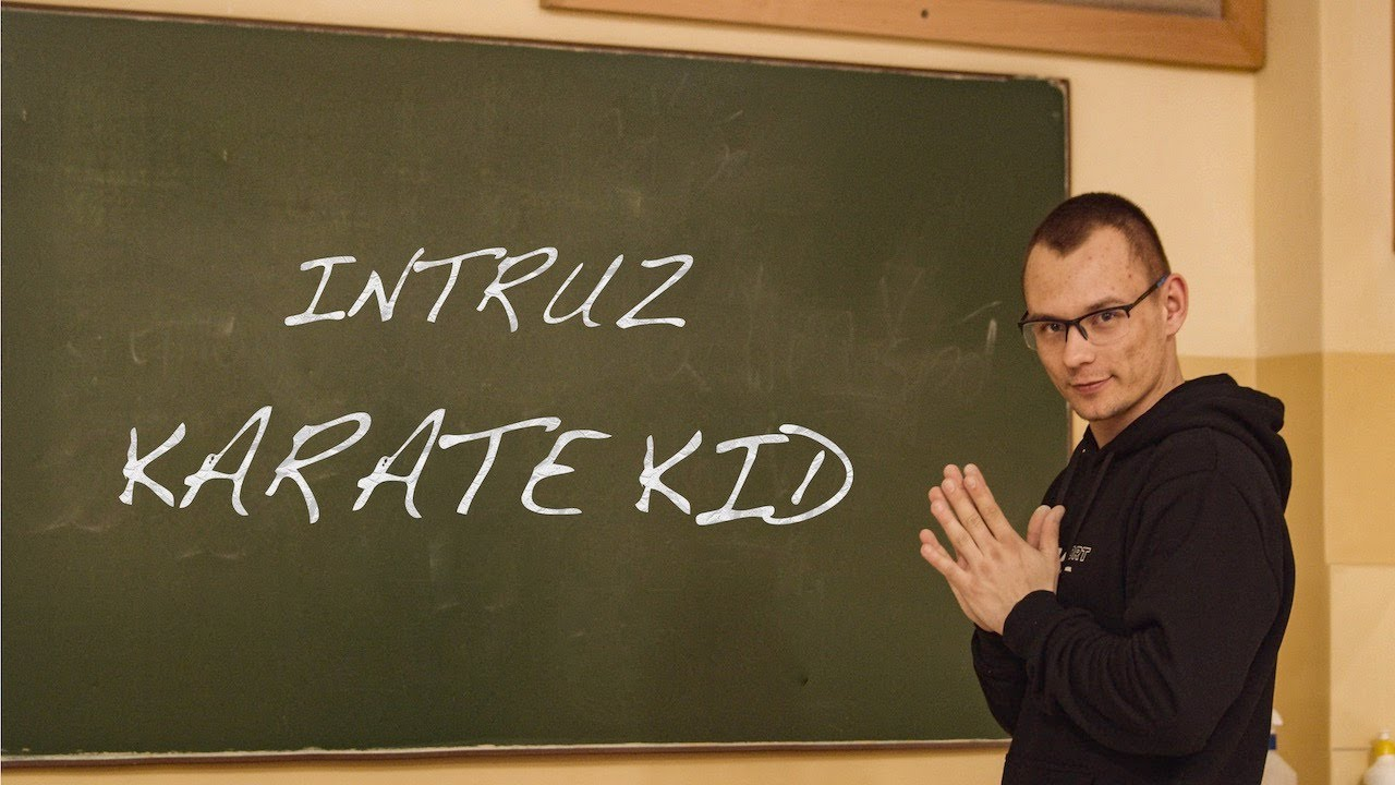 Intruz - Karate kid (prod. 4money)