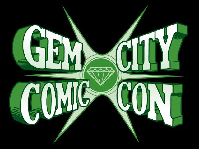 Gem City Comic Con 2021 Online Part 1
