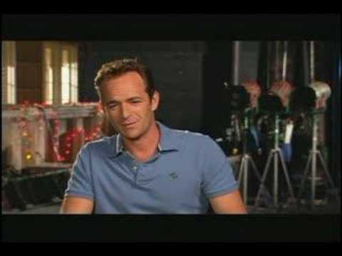 LUKE PERRY PHILOSOPHIZES ABOUT MONEY FOR WINDFALL