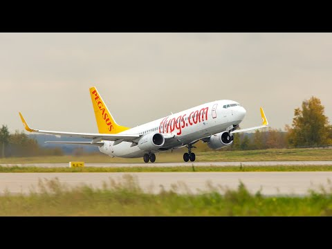Pegasus Airlines flight Istanbul (S.Gokcen) - Moscow (Domodedovo)