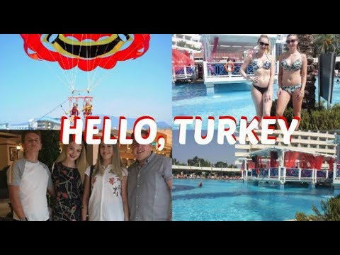 Hello Turkey 2017 | Crystal Admiral Resort