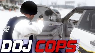 Dept. of Justice Cops #620 - The Ultimate Shootout