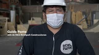 Conoce al equipo | Bowlpark Construcciones | Maestro Guido | DIY Mini Ramp | Chile