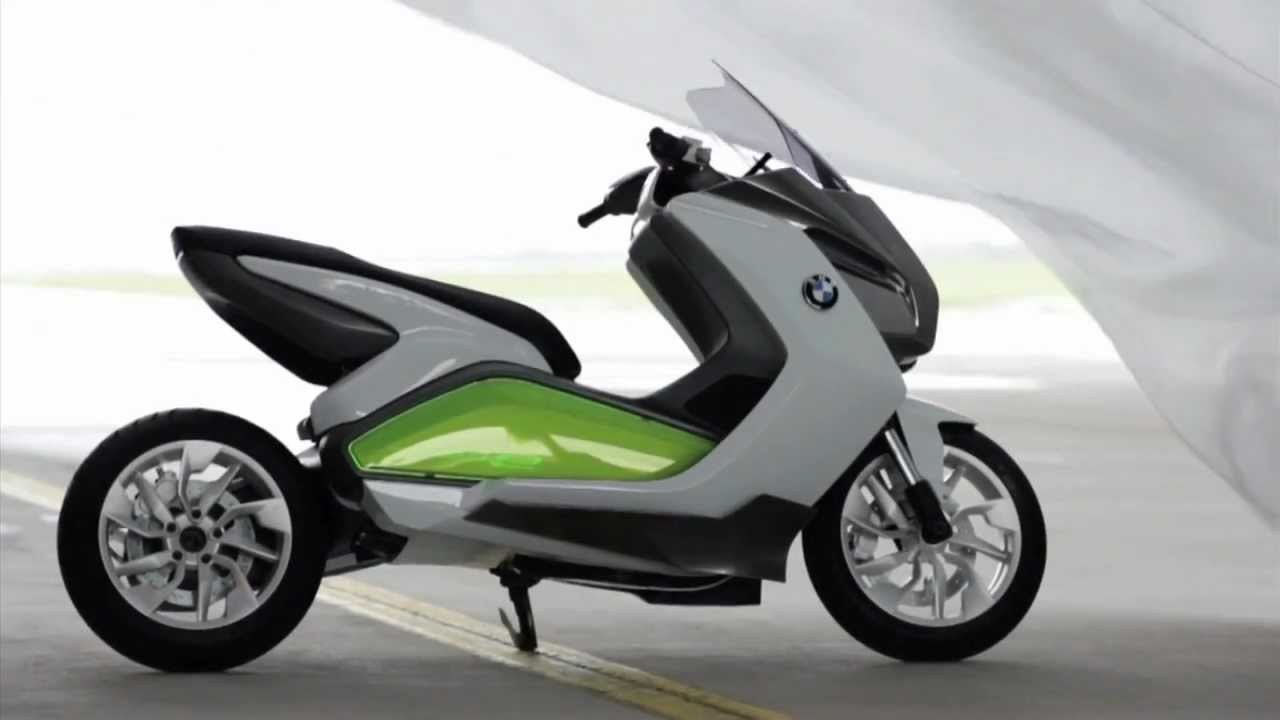 bmw motorrad concept e designkonzept eines elektro. Black Bedroom Furniture Sets. Home Design Ideas