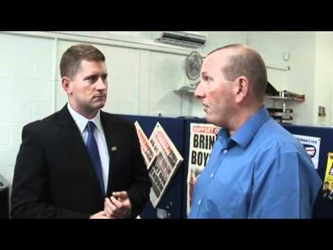 Paul Golding interviews Ulster BNP's Steven Moore