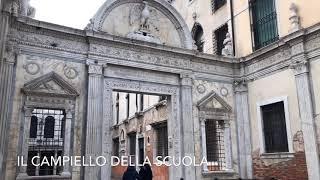 La Scuola Grande San Giovanni Evangelista, Venezia